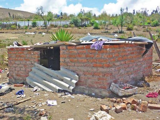 """Proyecto """"Mejorando la Vivienda"""" en Guano, Ecuador"""
