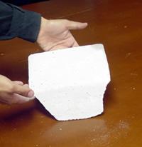 Microconcrete Roof Tiles