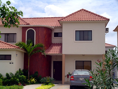 Roofing With Microconcrete Roof Tile Technology