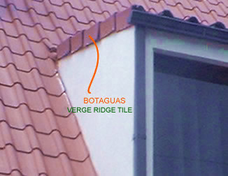 Microconcrete Roof Tiles