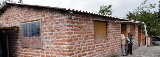 Rehabilitación del hábitat en forma participativa en Chingazo, cantón Guano, provincia de Chimborazo, Ecuador
