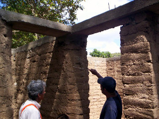 Reconstrucción post-Mitch en Nicaragua