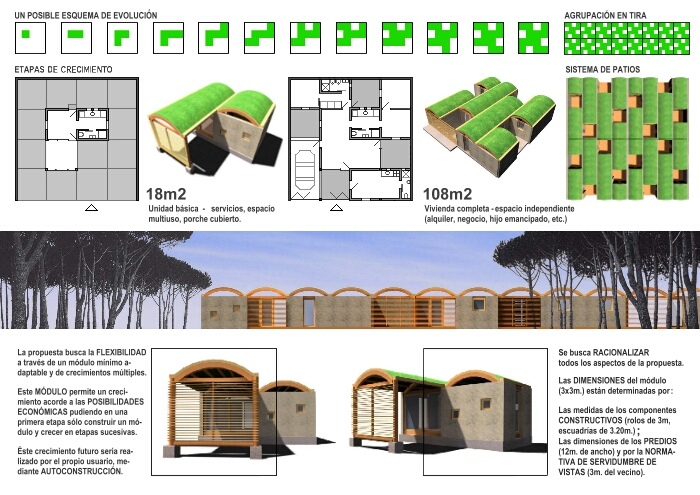 Ecohabitat Competition Winners
