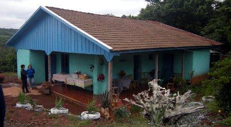 Mejorando la casa en Brasil