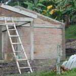 Casas nuevas en Pancasán, Sitio Histórico, Nicaragua