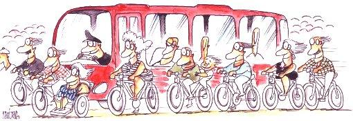 Bicicletas medio ambiente