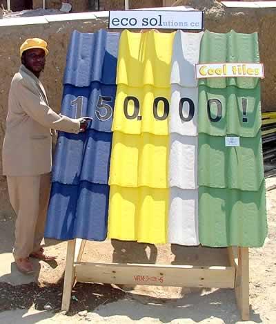 150.000 cool tiles