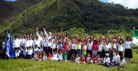 Escuelas en el norte de Nicaragua