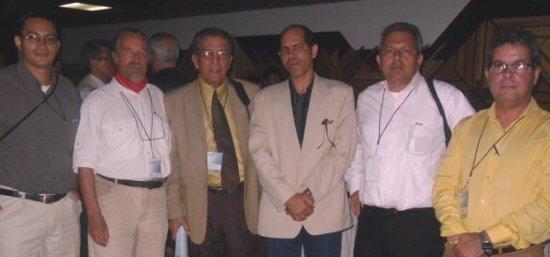 Representantes de Red EcoSur en el Simposio Internacional de FerroCemento