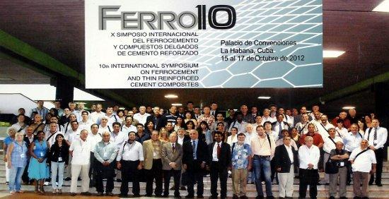Simposio Internacional de FerroCemento