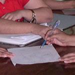 Gran aporte de las mujeres en la sede de la Red EcoSur en Nicaragua